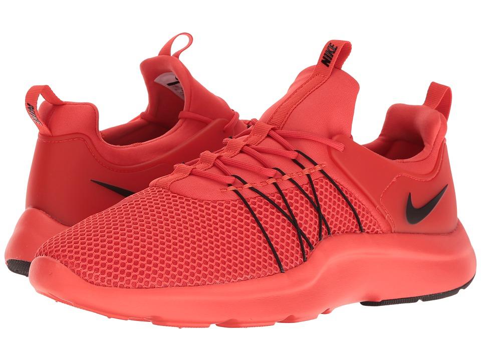 Nike - Darwin (Max Orange/Black) Men's Running Shoes