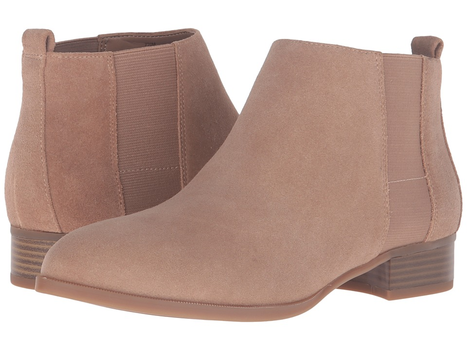 Nine West - Nolynn (Natural/Natural Suede) Women's Shoes