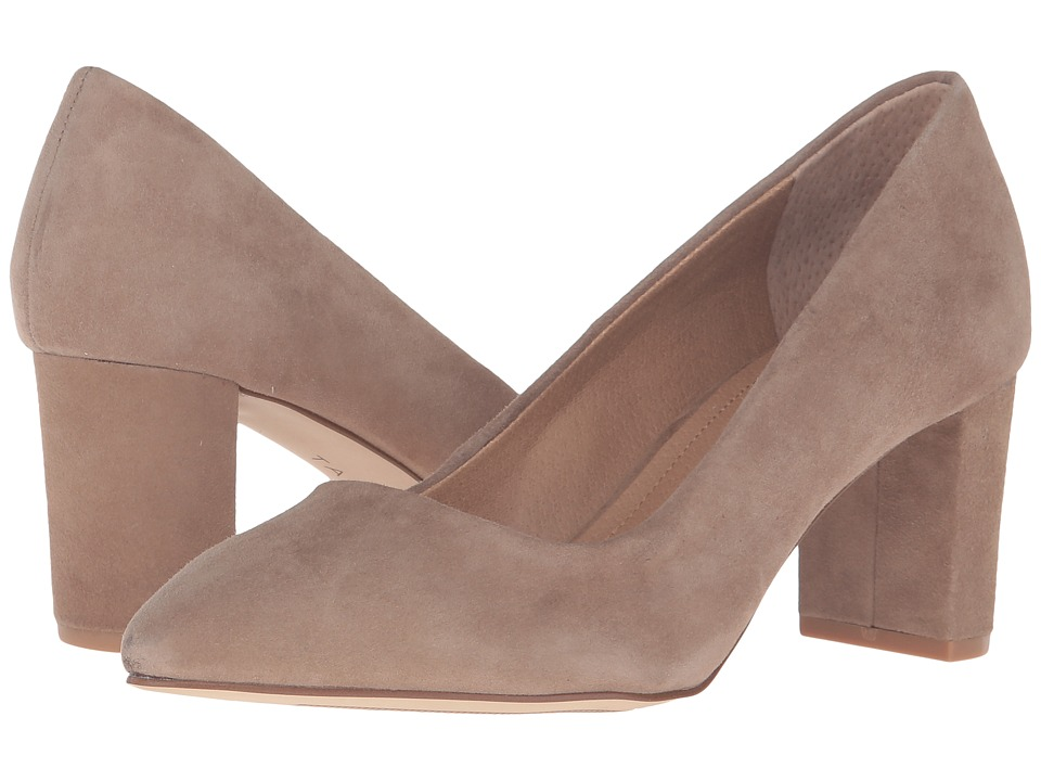 Tahari - Tallie (Cabin Taupe Suede) Women's Shoes