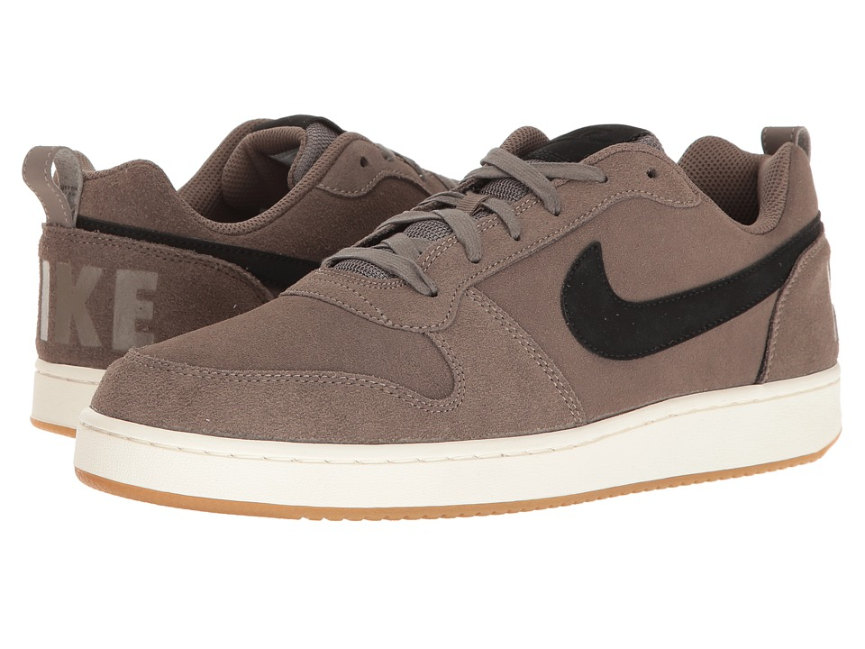 Nike - Recreation Low Prem (Dark Mushroom/Sail/Gum Light Brown/Black) Men's Basketball Shoes
