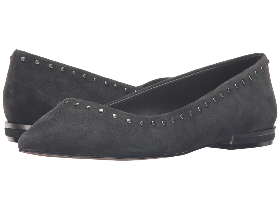 Tahari - Elda (Charcoal Suede) Women's Shoes