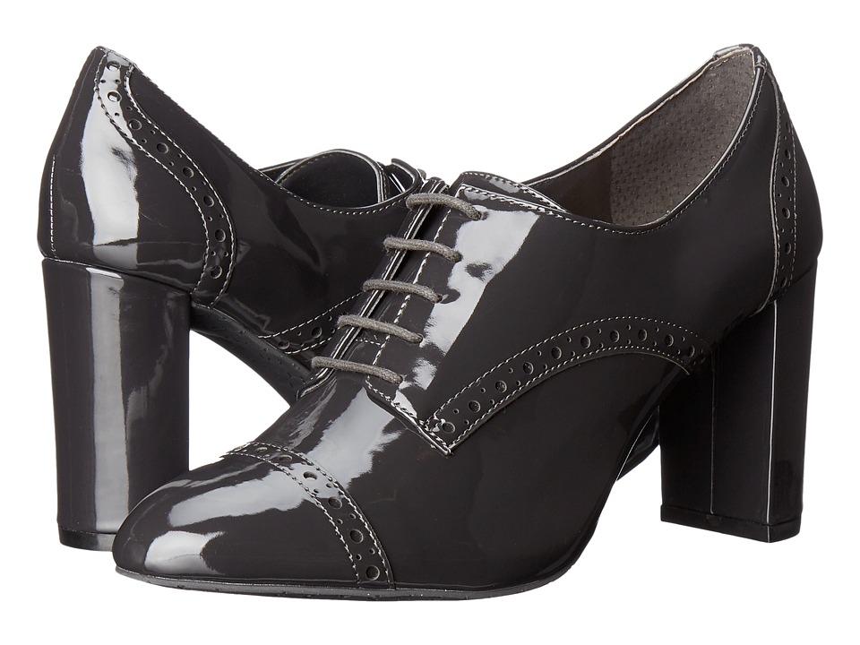 Tahari - Evo (Charcoal Patent) Women's Shoes