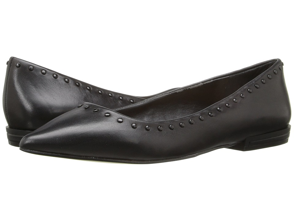 Tahari - Elda (Black Leather) Women's Shoes
