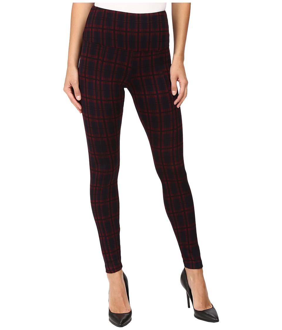 Lysse - Ponte Legging w/ Center Seam 1519 (Tartan) Women's Clothing