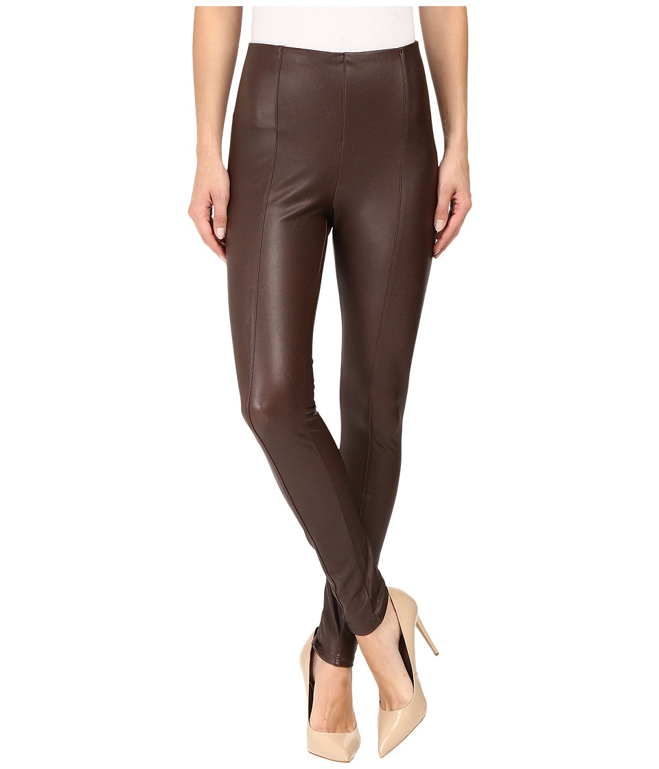 Lysse - High Waist Vegan Leggings (Bourbon) Women's Casual Pants