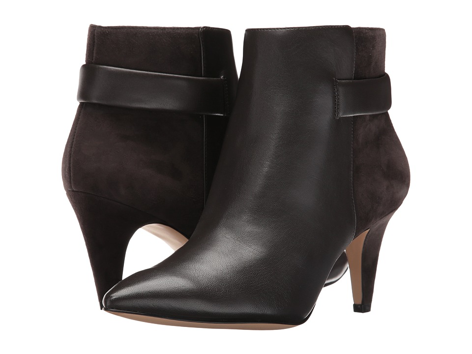 Nine West - Jaison (Dark Grey/Dark Grey Leather) Women's Shoes