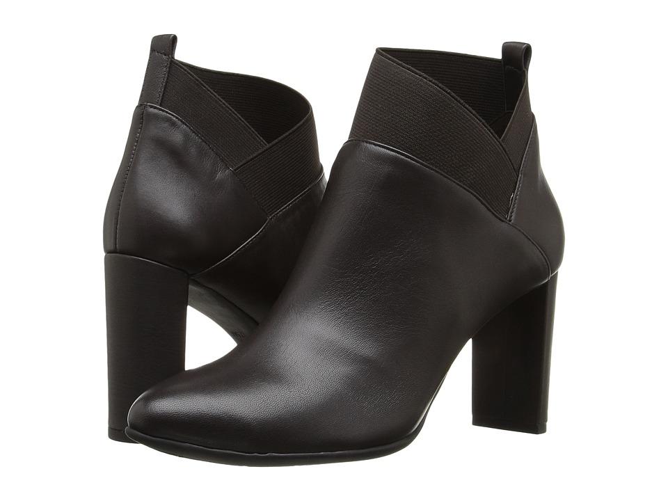 Nine West - Kalette (Dark Brown/Dark Brown Leather) Women's Shoes