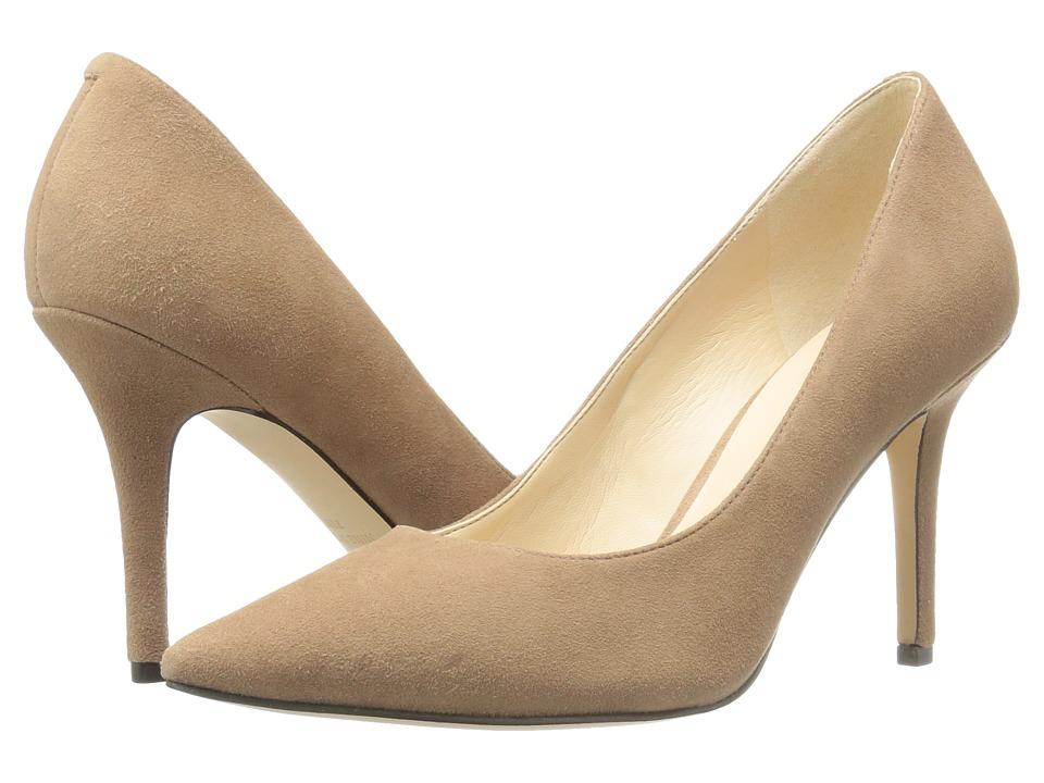 Nine West - Jackpot (Natural Suede) High Heels