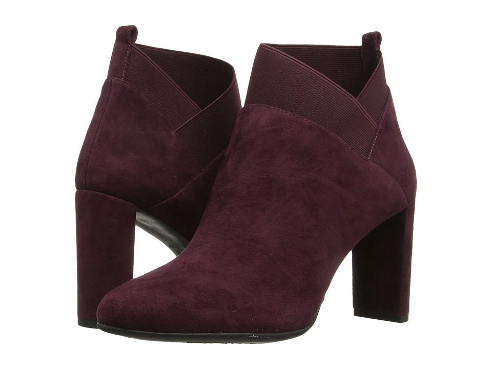 Nine West - Kalette (Wine/Wine Suede) Women's Shoes