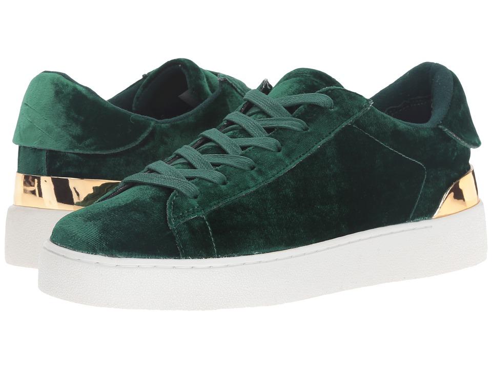 Nine West - Palyla 2 (Dark Green Fabric) Women's Shoes
