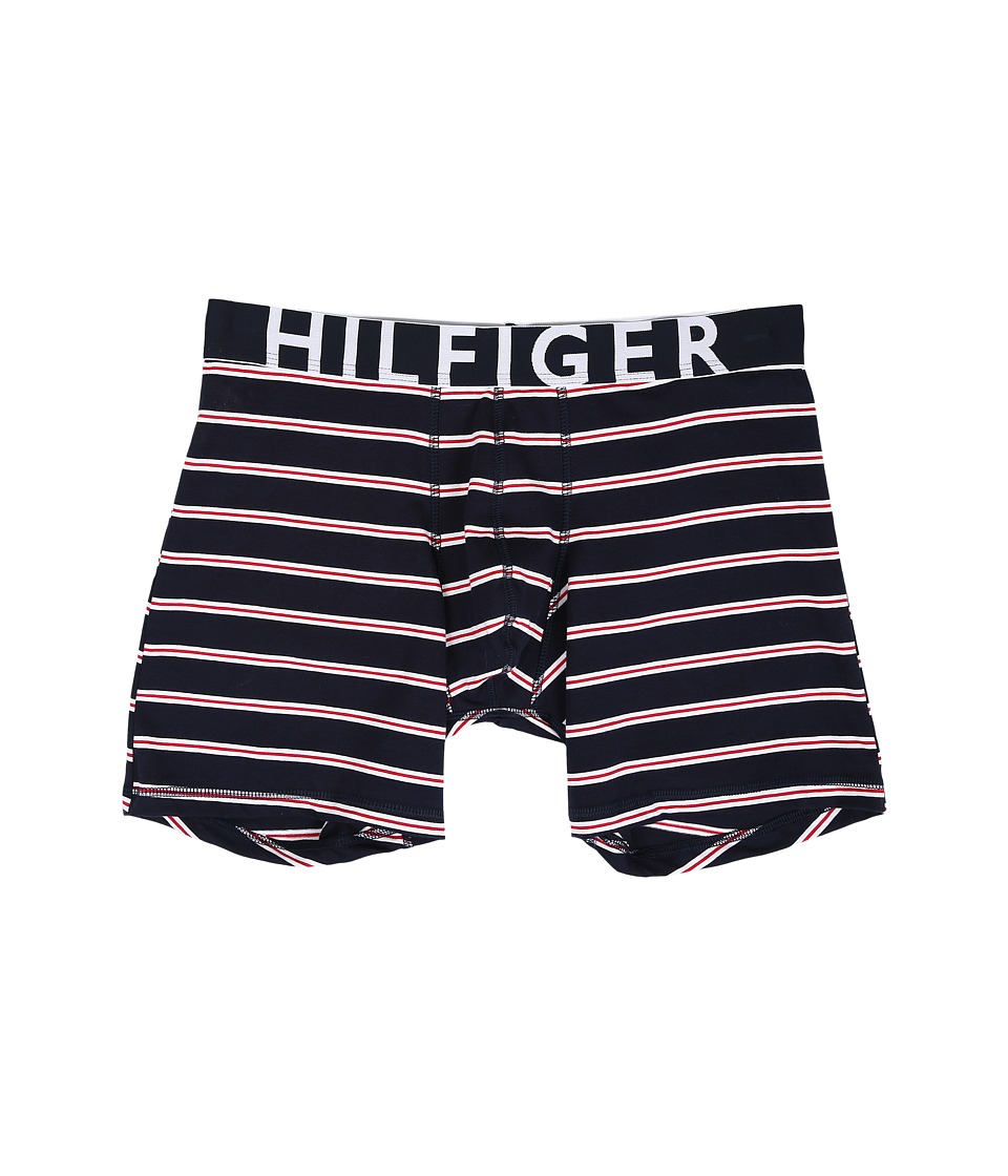 Tommy Hilfiger - Hilfiger Bold Boxer Brief (Blue Velvet) Men's Underwear