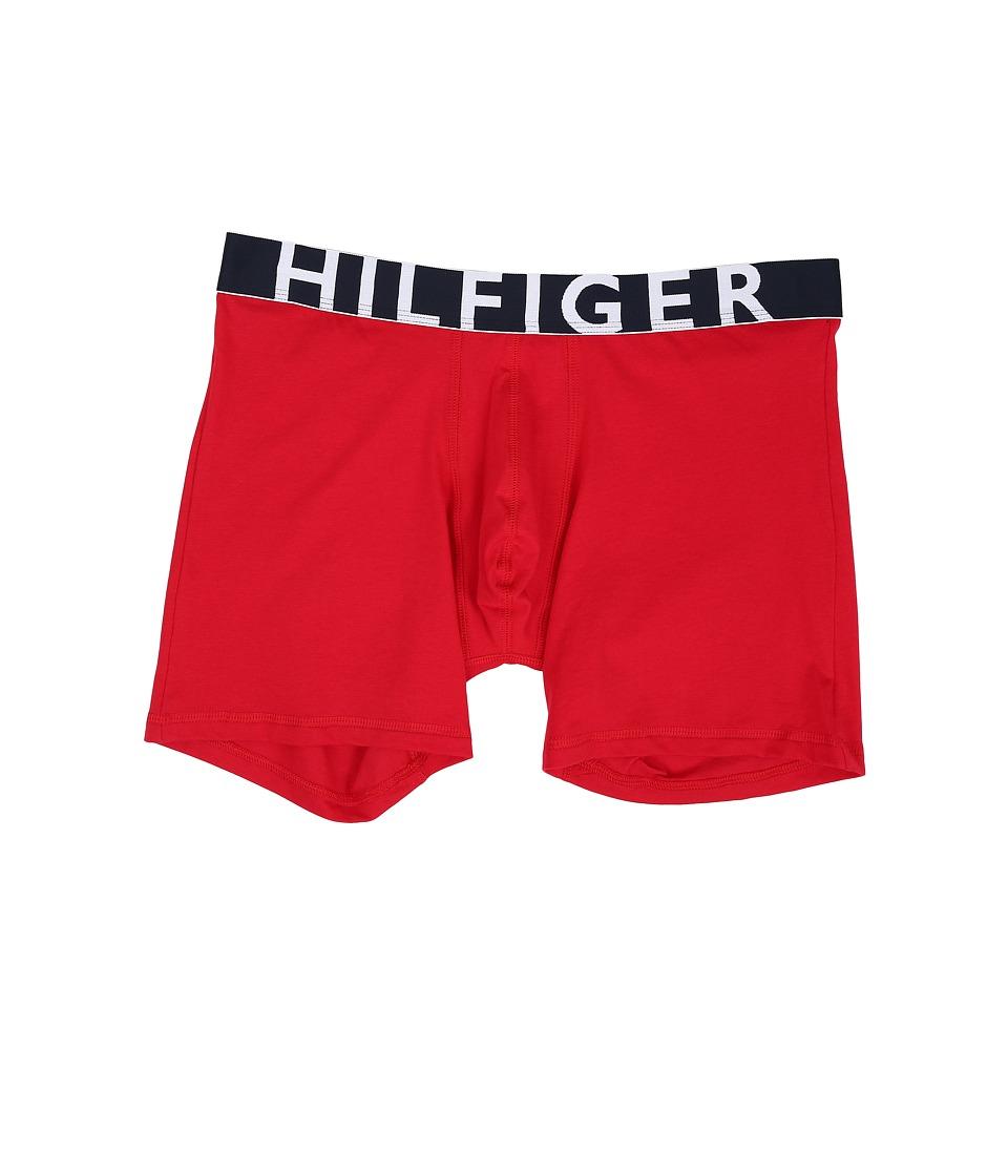 Tommy Hilfiger - Hilfiger Bold Boxer Brief (Mahogany) Men's Underwear