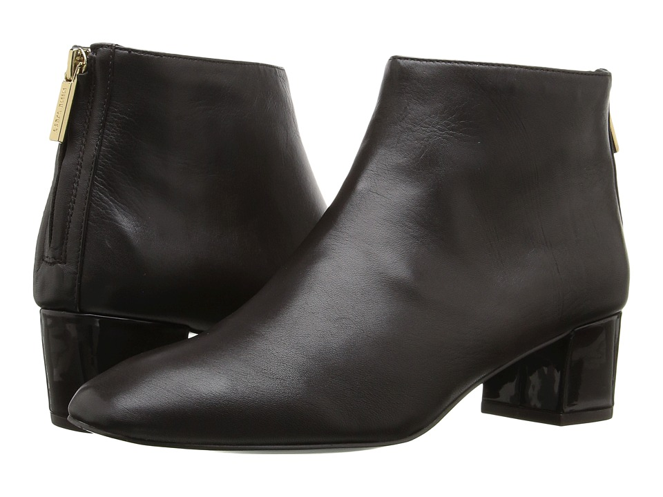 Nine West Anna (Dark Brown Leather) Women