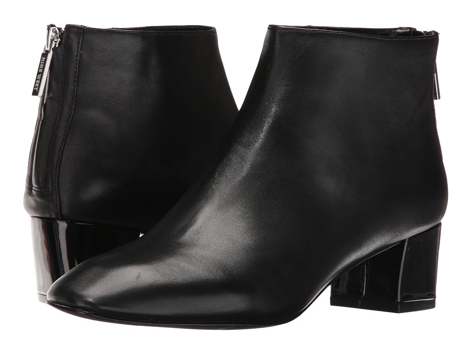 Nine West - Anna (Black Leather) Women's Shoes