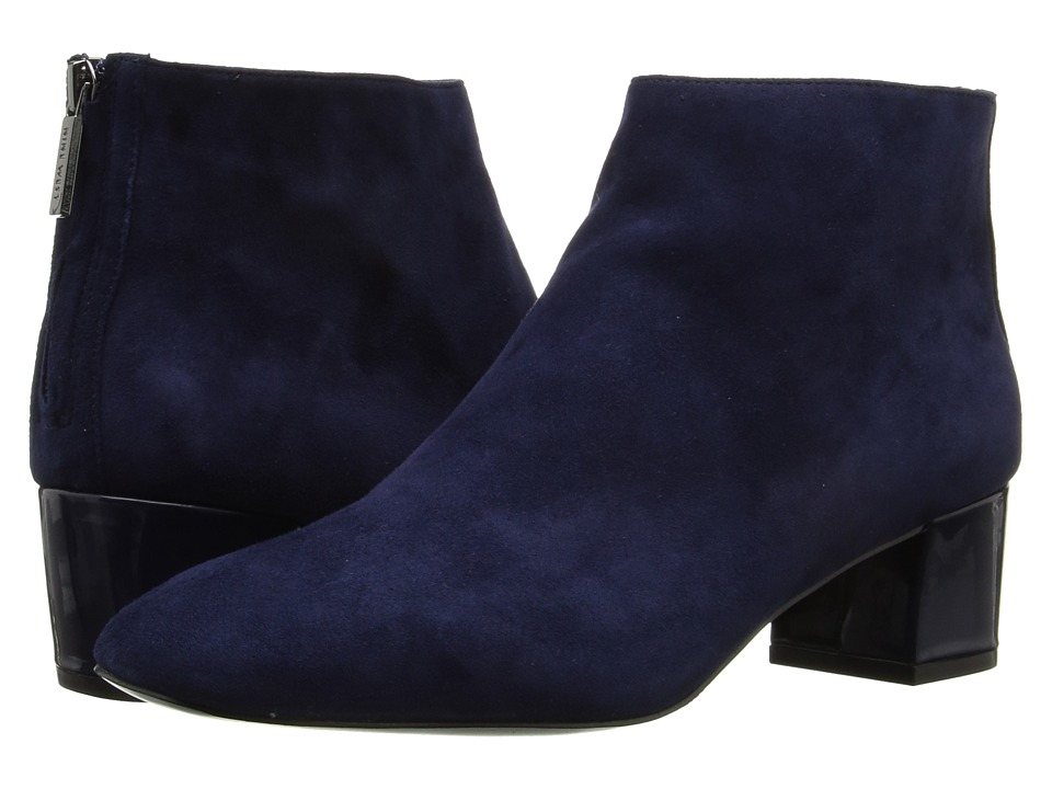 Nine West Anna (Navy Suede) Women's Shoes