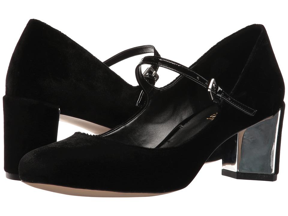 Nine West Fadilla 2 Black-Black Fabric Shoes