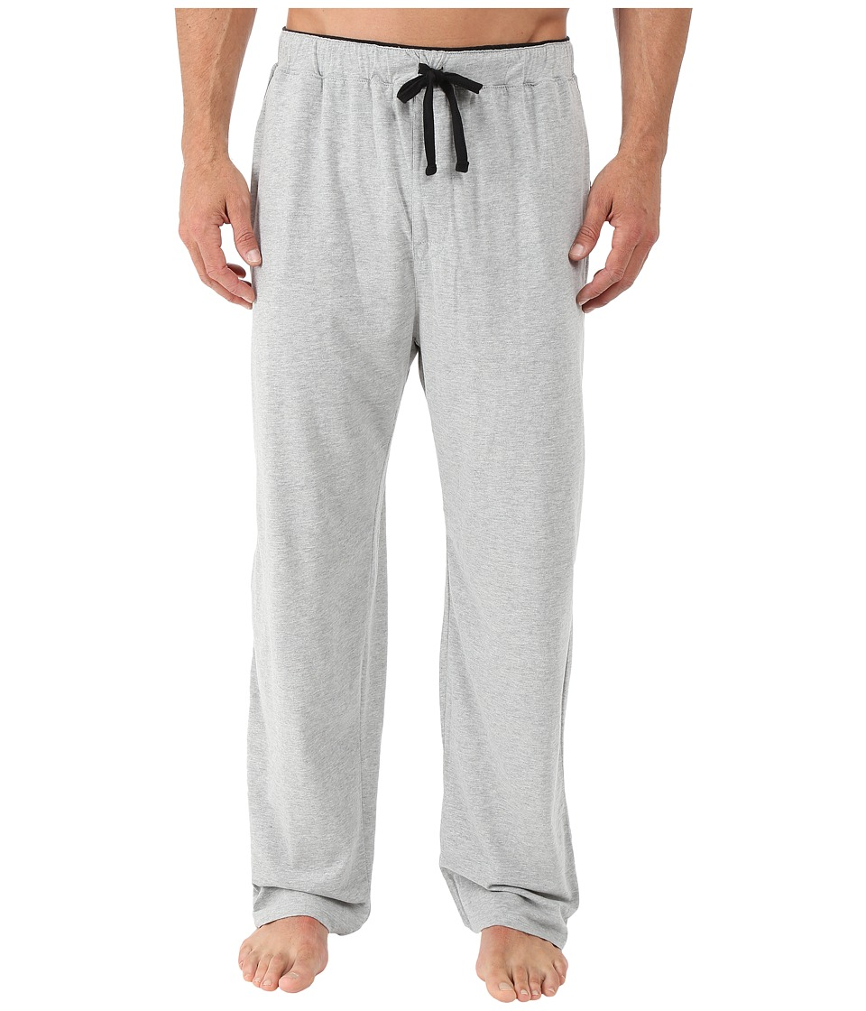 Tommy Hilfiger - Knit Sleep Pants (Grey Heather) Men's Pajama