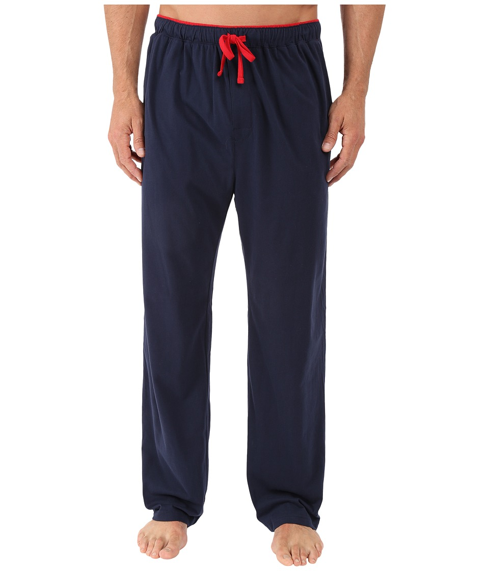 Tommy Hilfiger - Knit Sleep Pants (Dark Navy) Men's Pajama