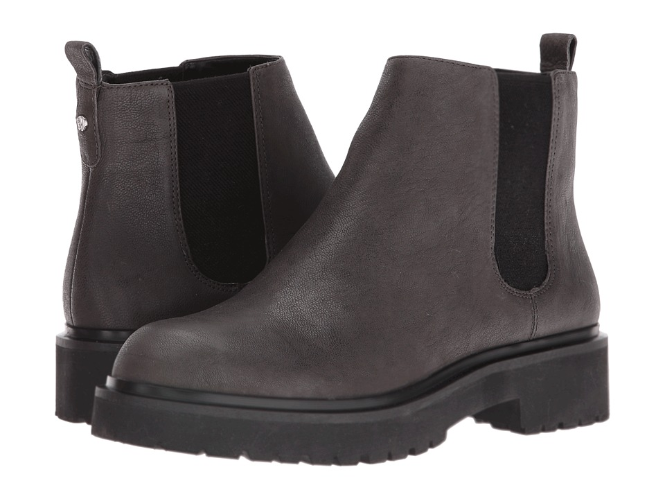 Nine West - Arctic (Dark Grey Leather) Women's Boots