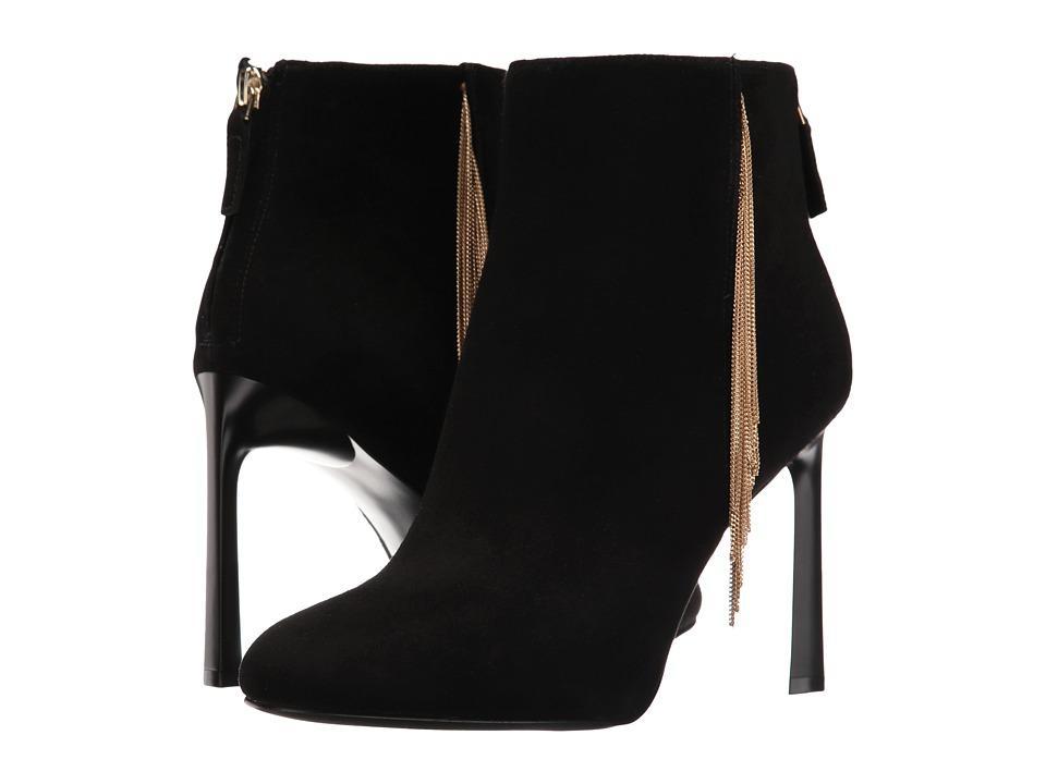 Nine West - Uloveit (Black Suede) High Heels