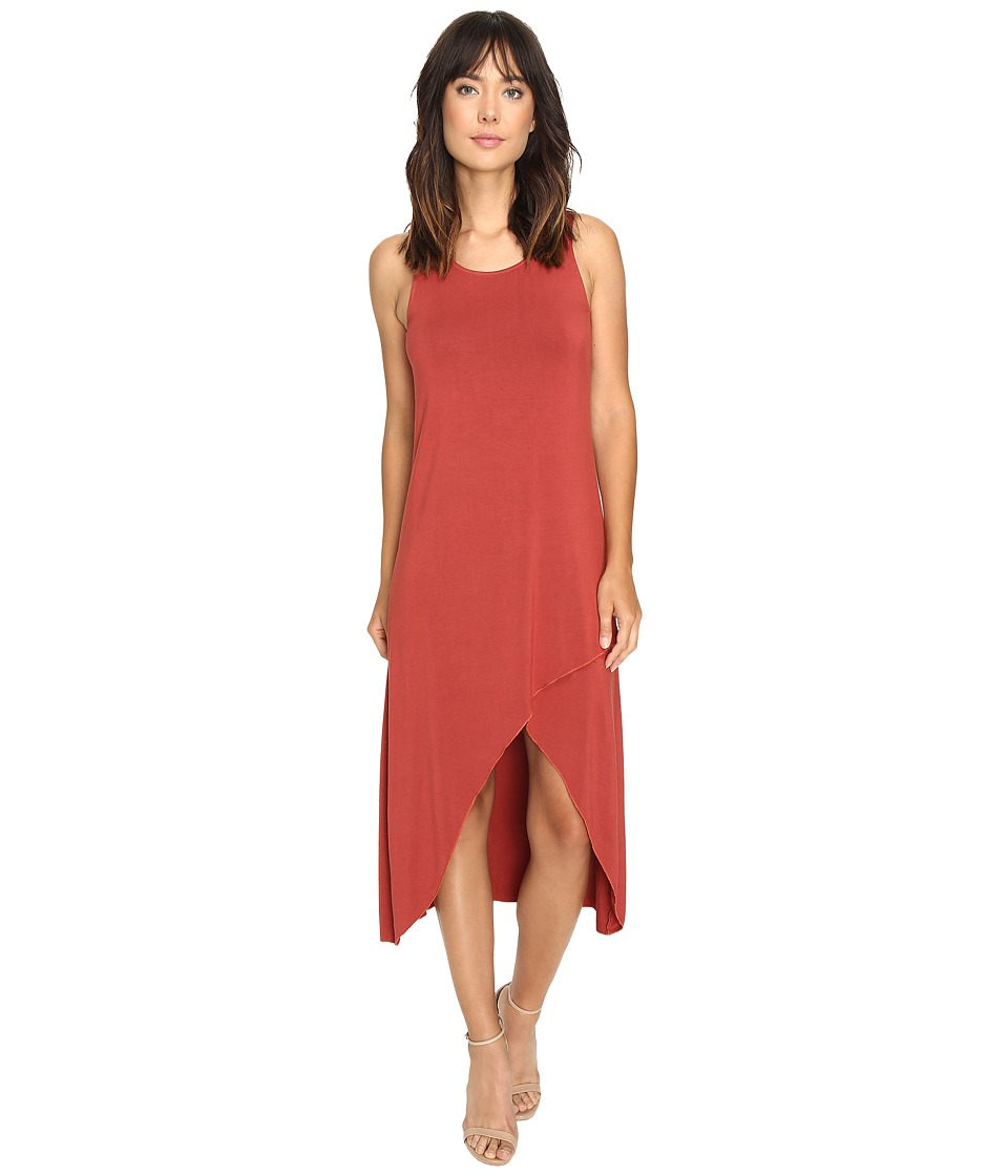 Culture Phit Flynne Sleeveless Cross-Bottom Dress (Potter