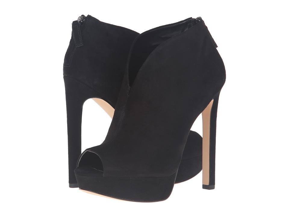 Nine West - Vain (Black Suede) Women's Shoes