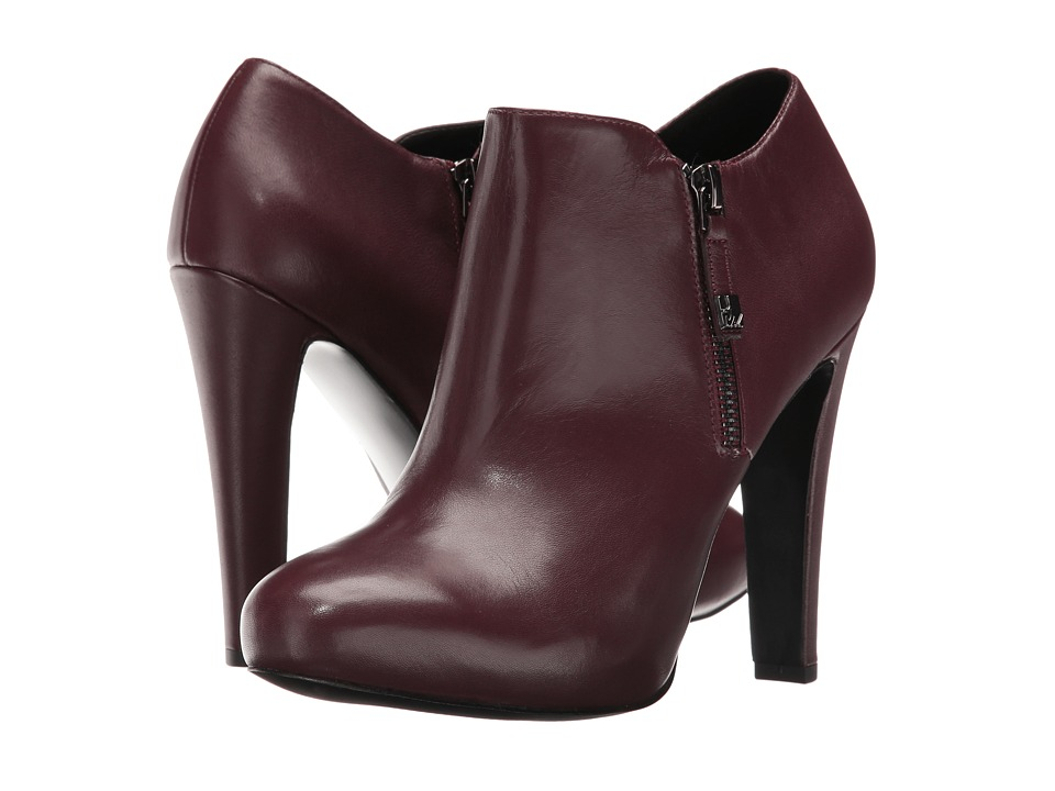 Nine West Binnie (Wine Leather) Women