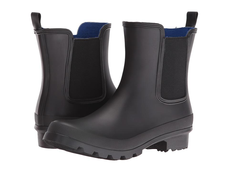 Nine West - Xia 3 (Black/Black Rubber) Women's Boots