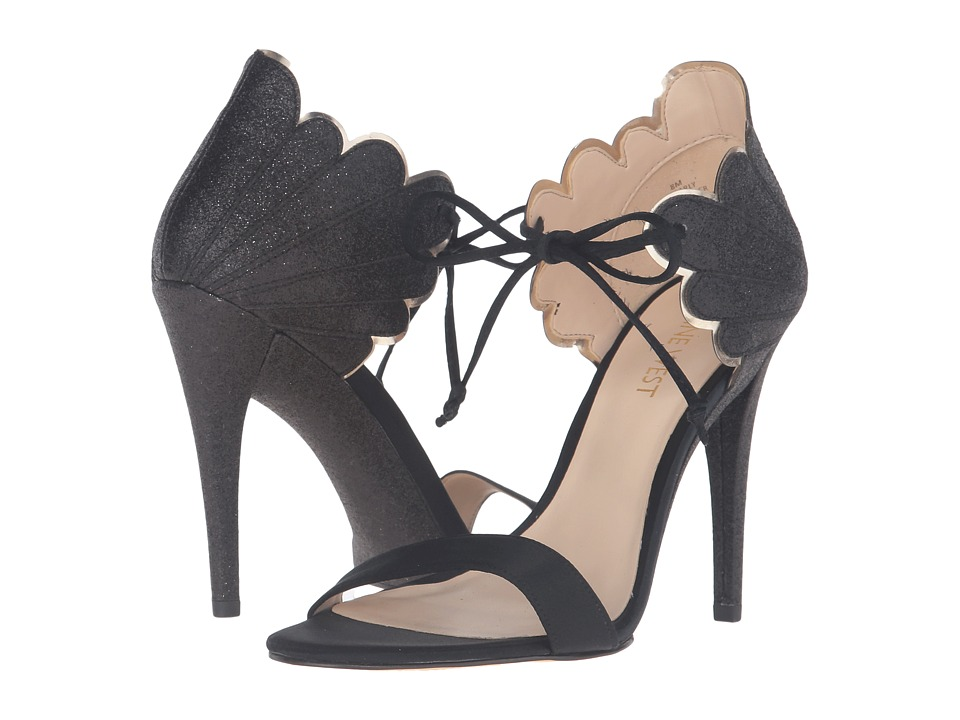 Nine West Carly 3 (Black Multi Synthetic) Women