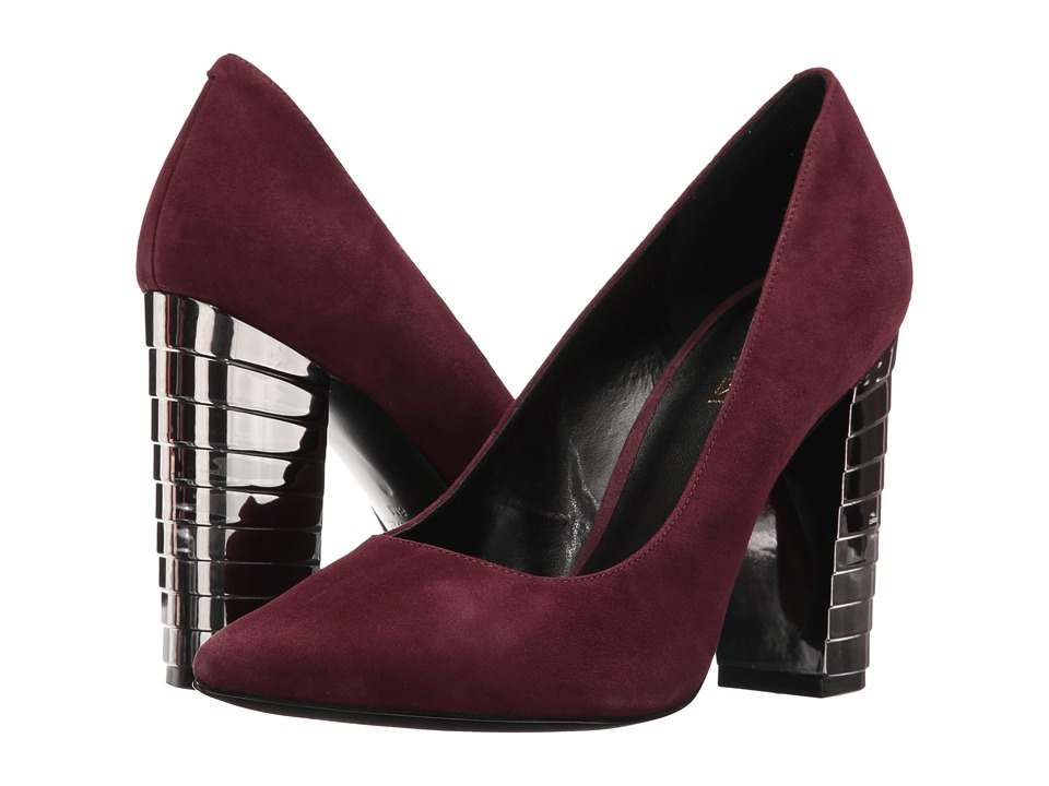 Nine West - Zealand (Wine Suede) Women's Shoes