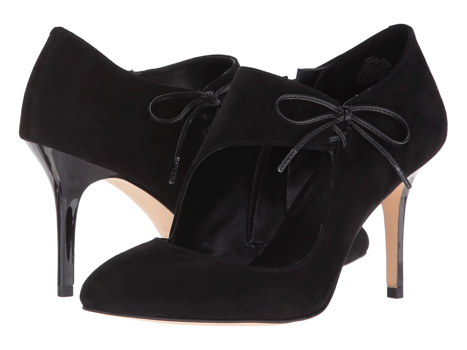Nine West - Zonia (Black Suede) High Heels