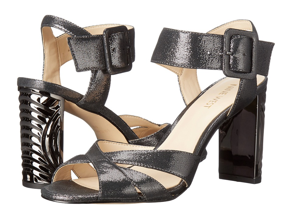 Nine West - Crossroad (Pewter Metallic) Women's Shoes