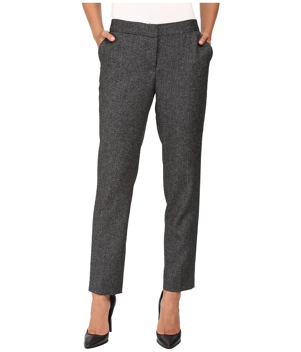 Vince Camuto - Tweed Skinny Ankle Pants (Medium Heather Grey) Women's Casual Pants