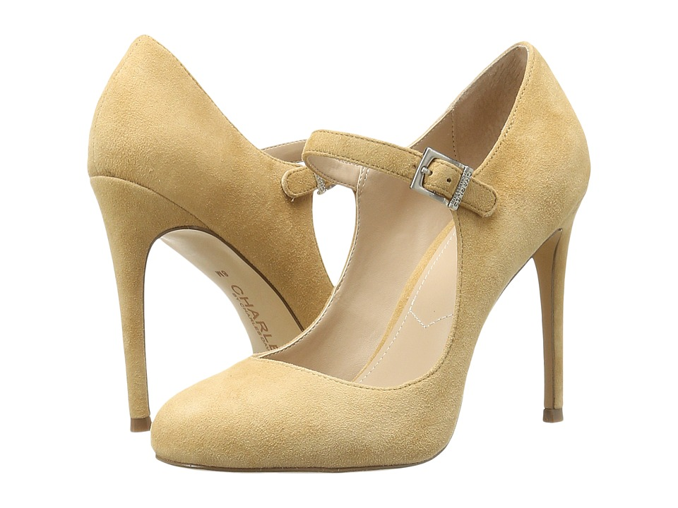 Charles by Charles David Lava (Nude Suede) Women