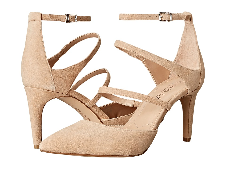 Charles by Charles David - Lena (Nude Suede) Women's Shoes