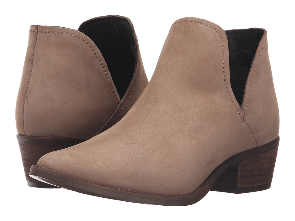 Steve Madden - Austin (Stone Nubuck) Women's Pull-on Boots