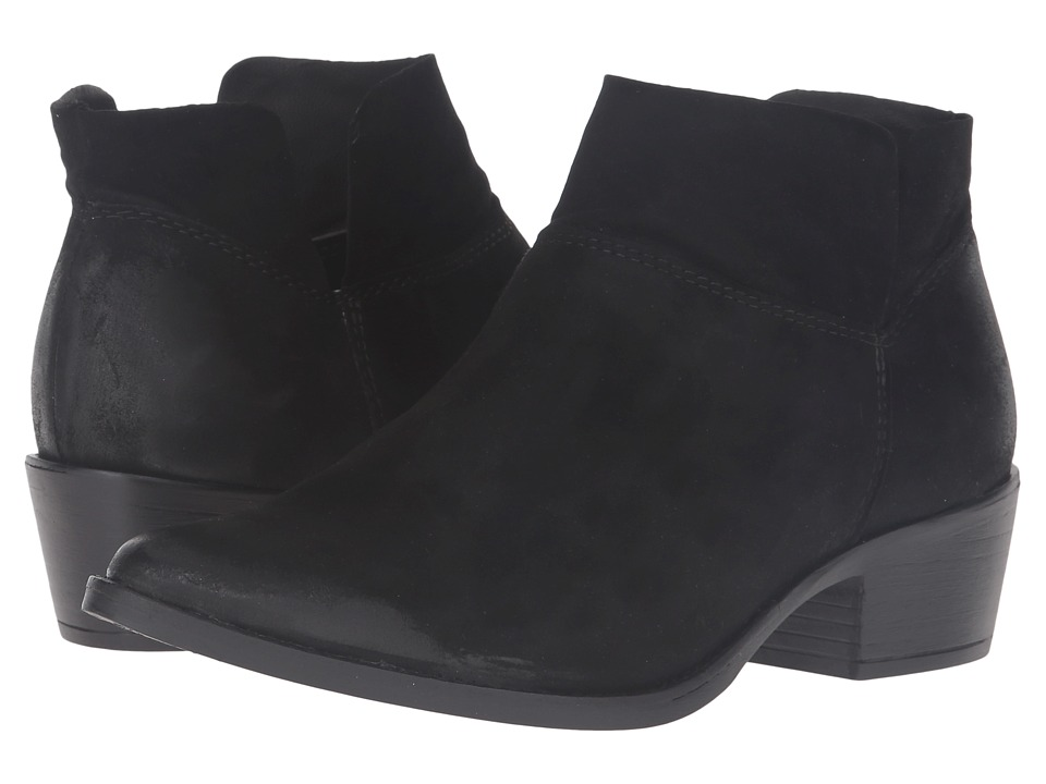 Steve Madden - Phoenix (Black Suede) Women's Shoes