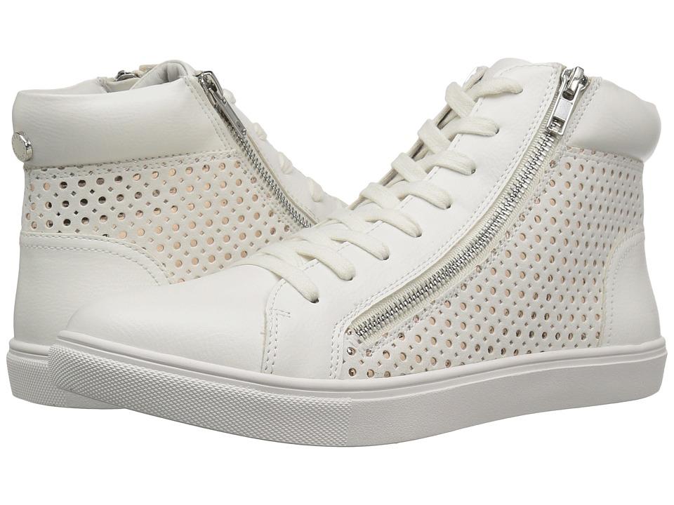 Steve Madden - Elyka (White Multi) Women's Shoes