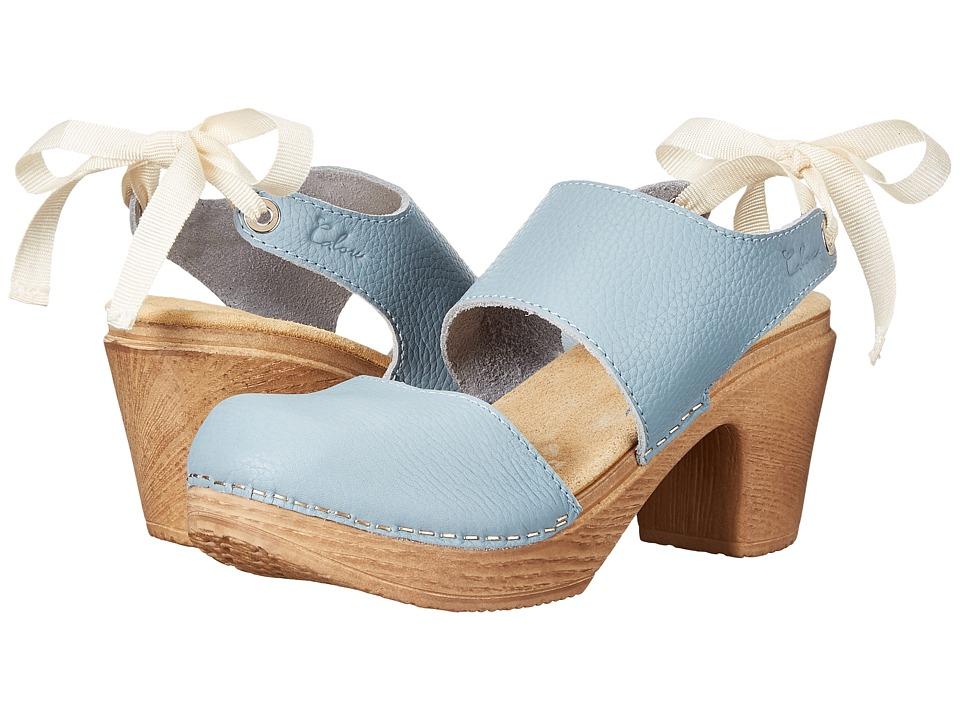 Calou Stockholm - Blanca (Ice Blue) Women's Shoes