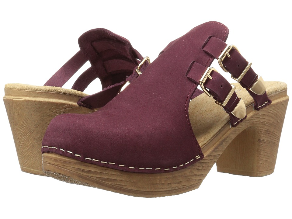 Calou Stockholm Katty (Burgundy) Women