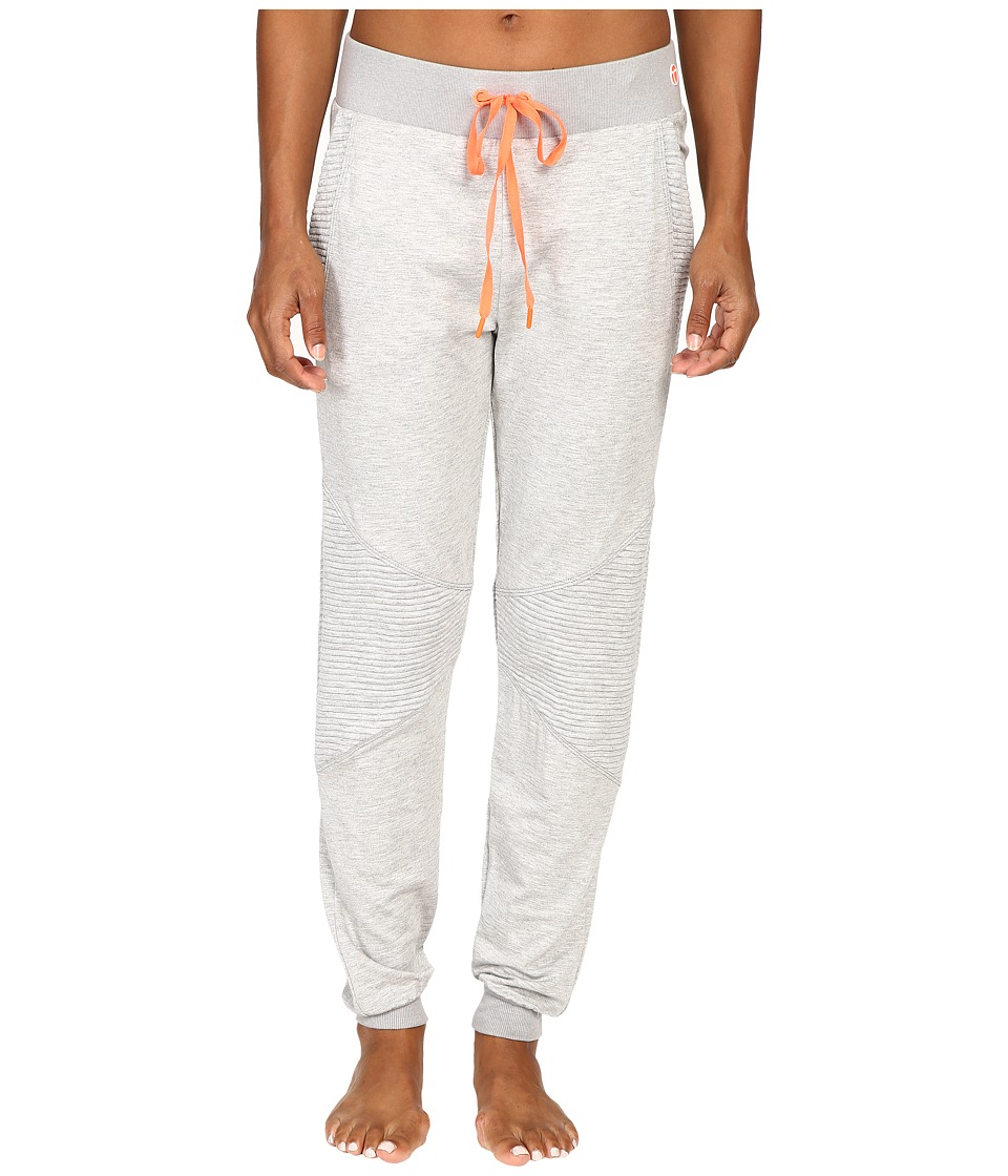 Trina Turk - Pleated Pieces Joggers (Grey) Women's Casual Pants