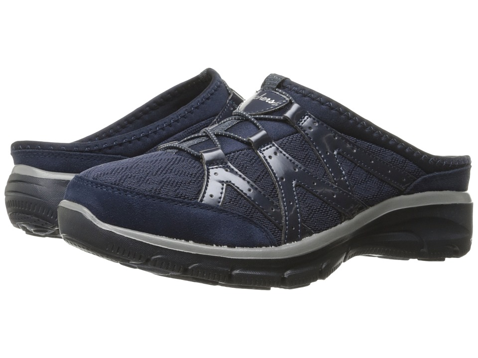 SKECHERS - Easy Going - Repute (Navy) Women's Shoes