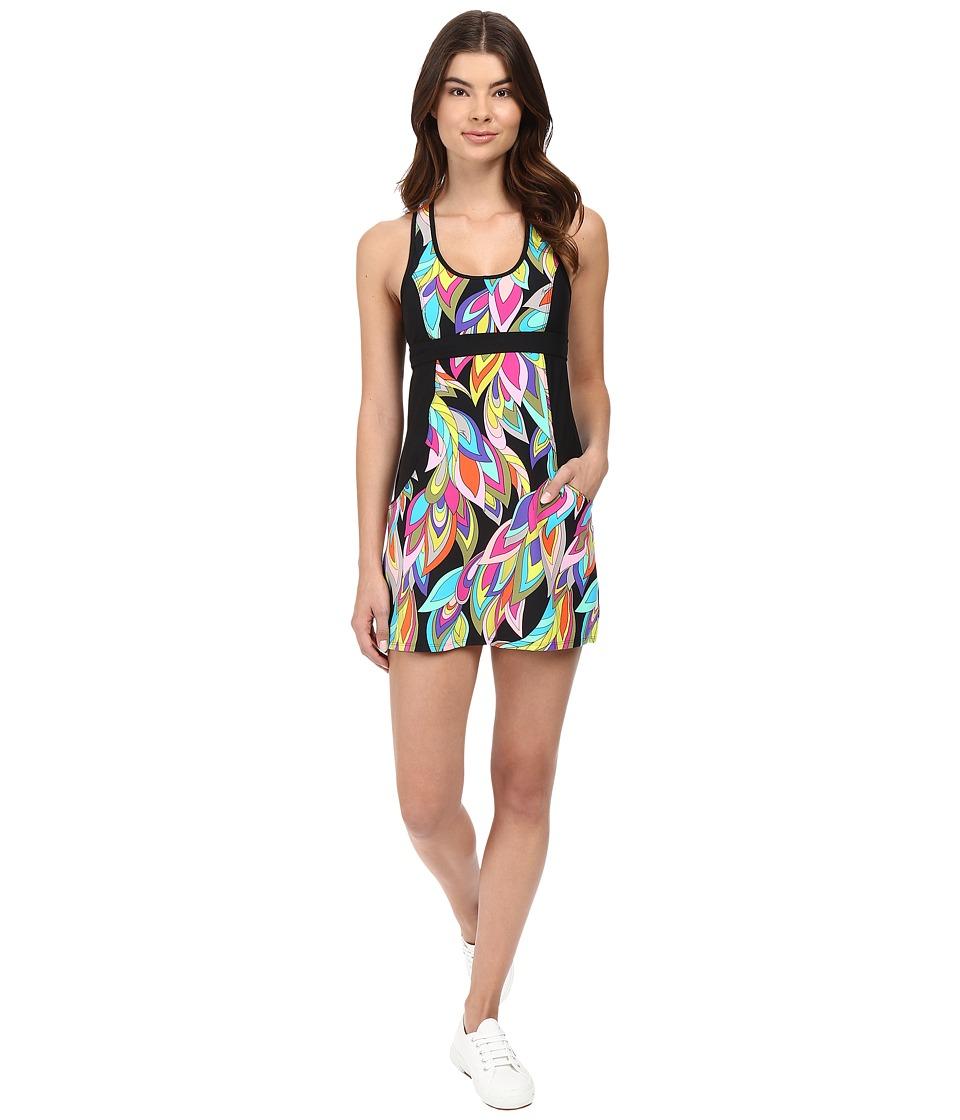 Trina Turk - Copa Cabana Tennis Dress (Multi) Women's Dress