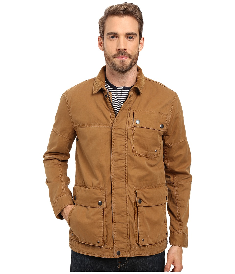 Lucky Brand - Barn Jacket (Tobacco) Men's Coat