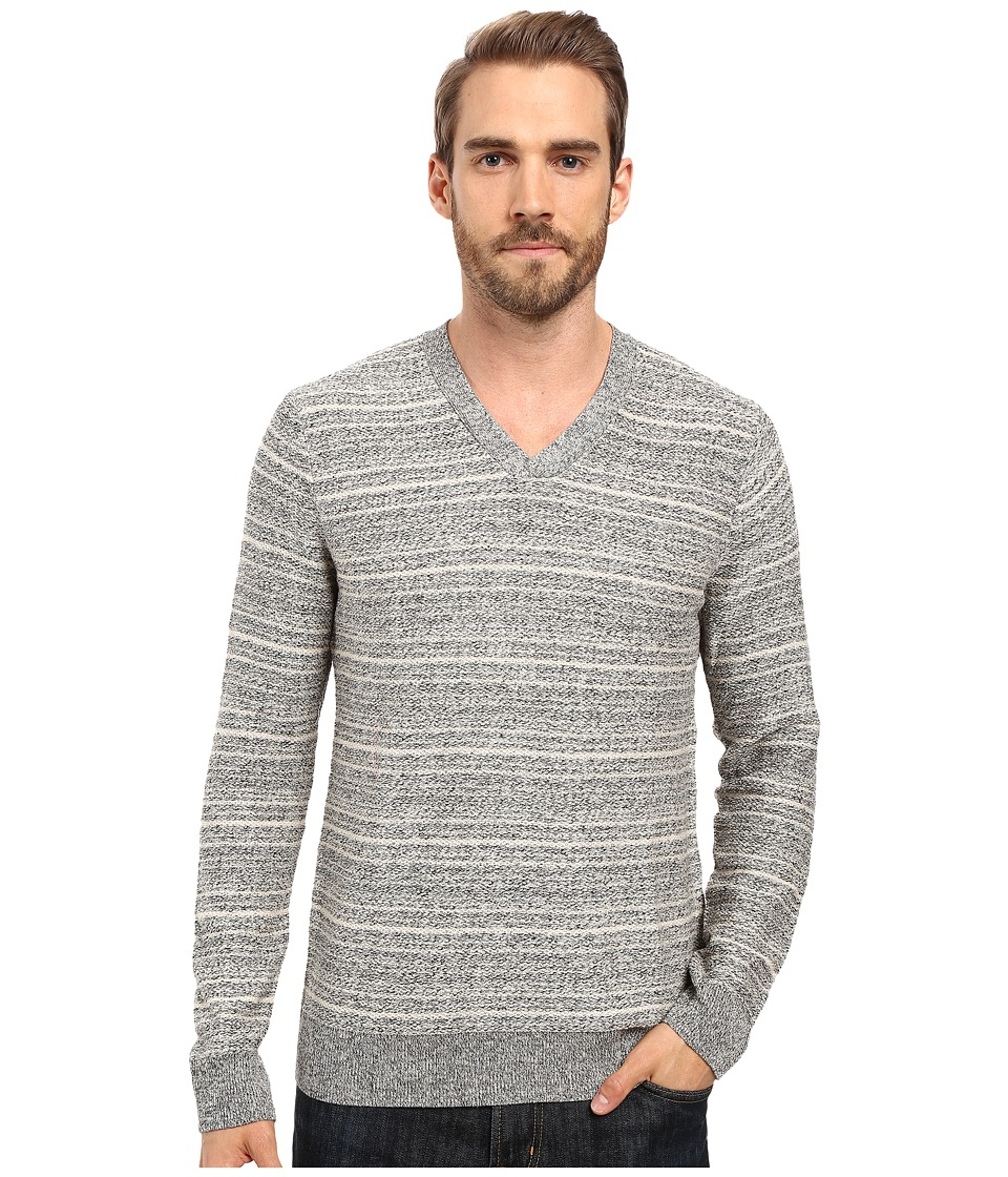 Lucky Brand - Novelty Sweater (Grey) Men's Sweater