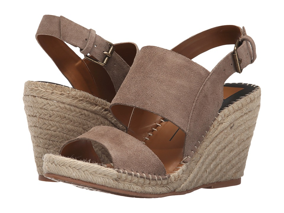Dolce Vita - Tess (Almond Suede) Women's Shoes