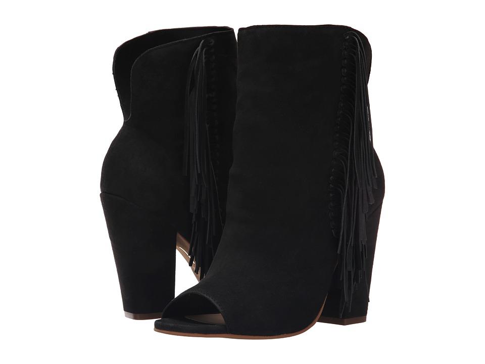 Dolce Vita - Mazarine (Anthracite Suede) Women's Boots