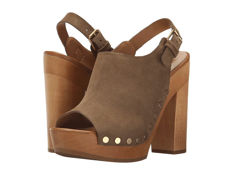 Dolce Vita - Sadey (Olive Suede) Women's Shoes