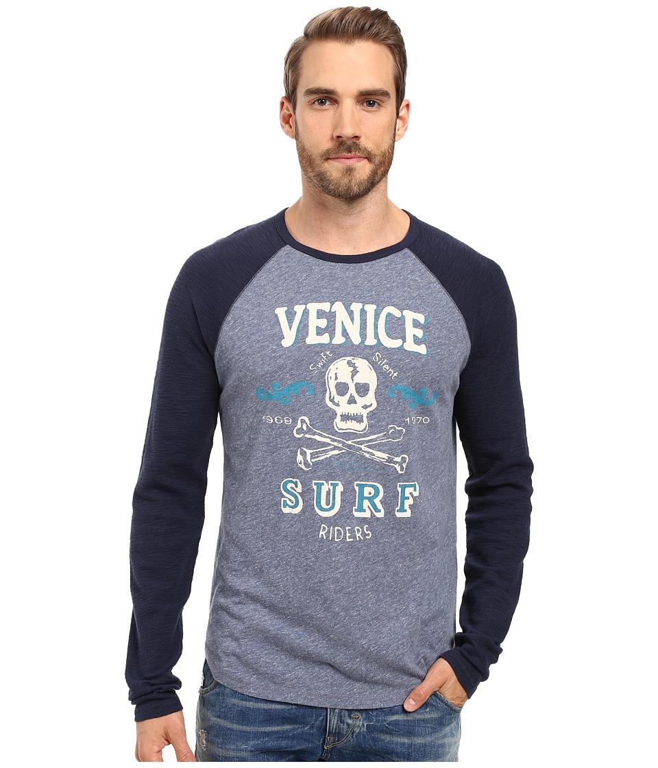 Lucky Brand - Swift Silent Graphic Tee (Multi) Men's T Shirt