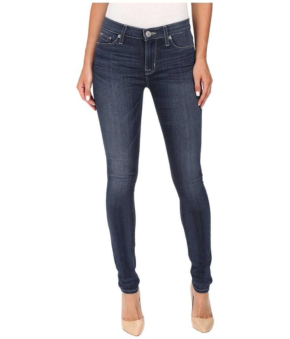 Hudson - Nico Mid-Rise Skinny in Backlash (Backlash) Women's Jeans